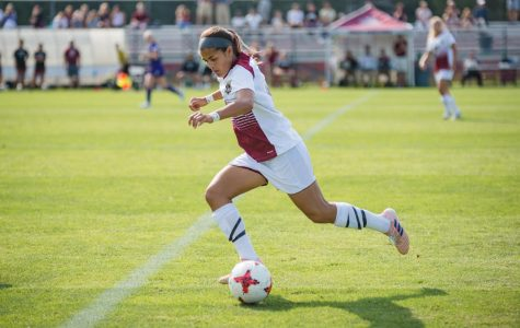 UMass women's soccer looks to extend its three-game winning streak, taking on Eastern Michigan