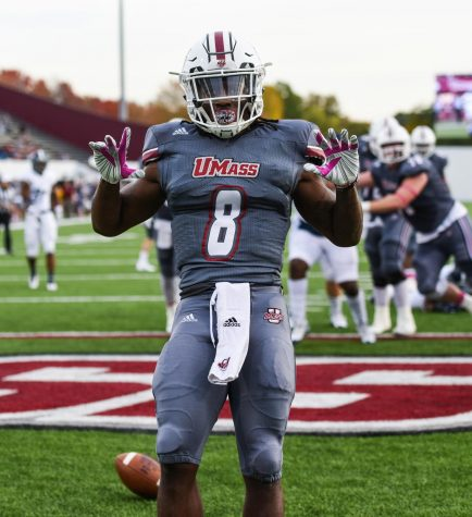 Six UMass football players tabbed to All-MAC teams Wednesday