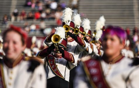 Minuteman Marching Band to play at Patriots' game halftime
