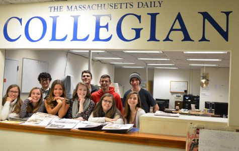 Letter: Why you should join The Massachusetts Daily Collegian