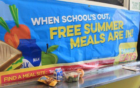 BabyBerk food truck serves 2,500 free meals to children over the summer