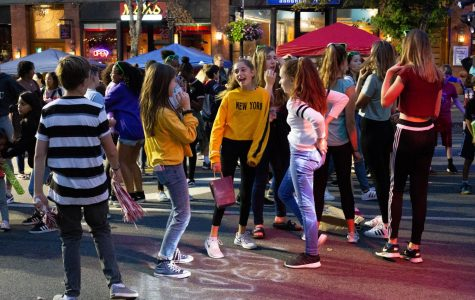 Thousands attend this year's Amherst block party