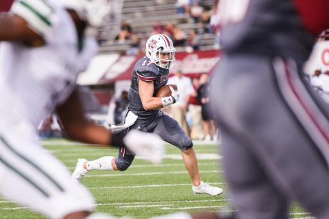 Aside from a new system, Ed Pinkham brings a change in culture to UMass football defense