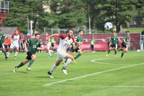 UMass women's soccer team's offense comes alive against Rhode Island