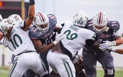 UMass football considers upcoming bout with Ohio to be a big test