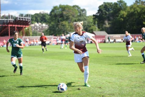 UMass field hockey unable to complete comeback against Richmond Sunday