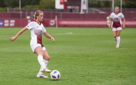 UMass women's soccer uses stifling defense to shutout Duquesne 2-0