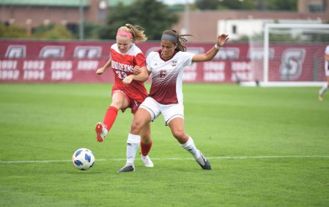 UMass women's soccer earns first A-10 victory of the season with 2-0 win over Duquesne