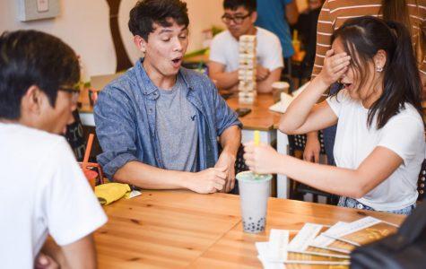 La Asociación de Estudiantes Asiáticos Americanos organiza el evento Boba Bonding