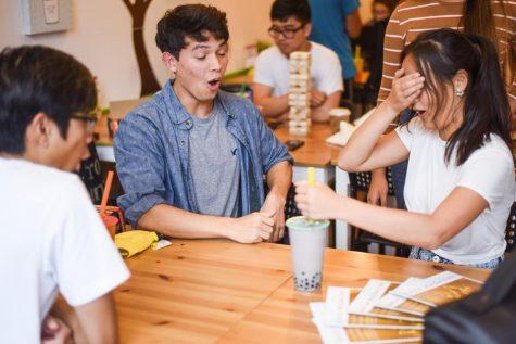 Asian American Student Association hosts Boba Bonding event