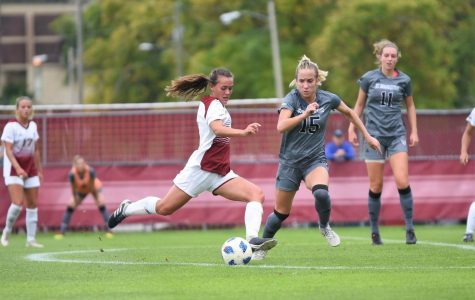 St. Bonaventure tries to park the bus against UMass women's soccer