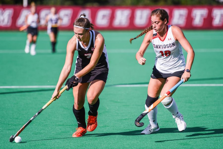 UMass+field+hockey+dominates+in+3-0+shutout+over+Davidson