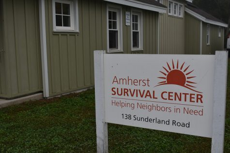 Amherst Survival Center celebrates with the community over breakfast