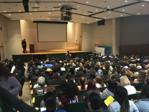 SGA holds forum to address racial injustice on campus