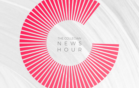 The Collegian News Hour S4 E5: Ruth Bader Ginsburg, SGA, Ellsberg's papers and the climate center