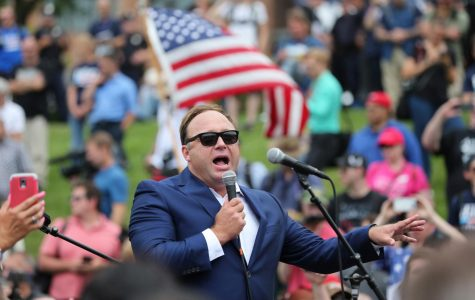 Free speech doesn't mean that Alex Jones is entitled to a platform