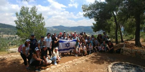 Birthright provides young adults with an immersive experience through 10 days in Israel