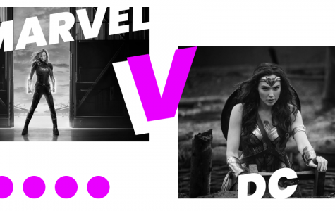 Wonder Woman vs. Captain Marvel: the latest Marvel/DC feud