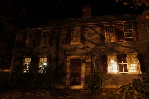 A hidden gem on campus: Welcome to the oldest building in Amherst