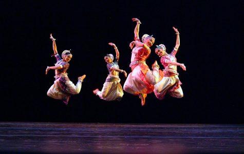 Samhara presents a harmonious show