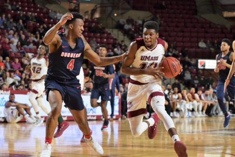 UMass prepares for first quarterfinal in 11 years with Northeastern