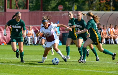UMass women's soccer looks to increase offensive production against Davidson
