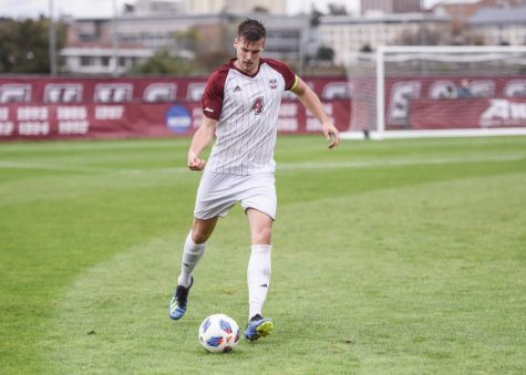 Midfielder Ben Arikian moves up assists chart