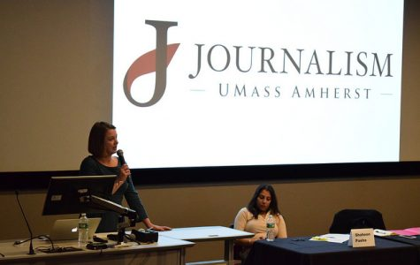 UMass journalism professor named a Chancellor's Leadership Fellow
