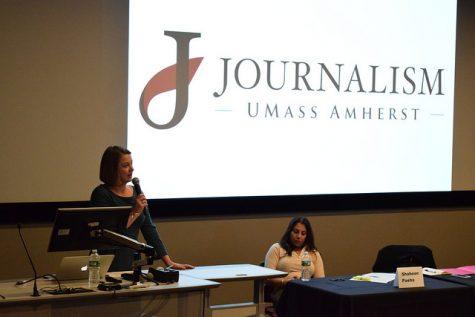 UMass journalism professor named a Chancellor's Leadership Fellow