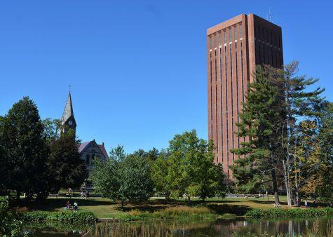 UMass Amherst's project to house 1,000 undergraduates