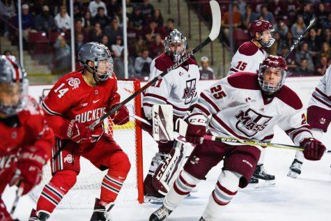 Trento becoming a valuable asset for UMass hockey