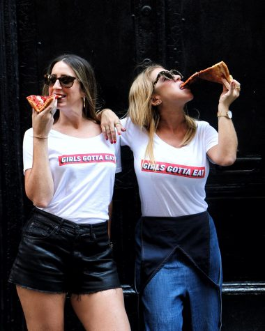 Girls Gotta Eat is a comedic confidence-boosting podcast