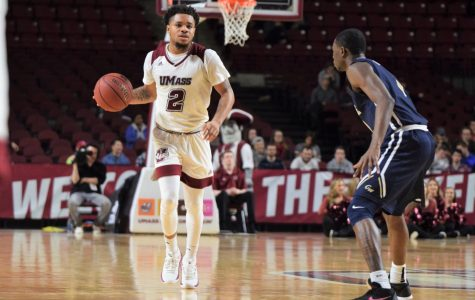 With added bench depth, UMass men's basketball looks to play at faster pace