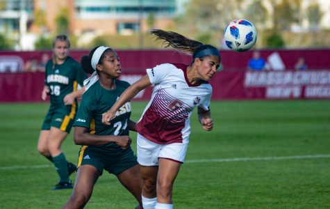 Rebeca Frisk providing scoring depth for UMass women's soccer