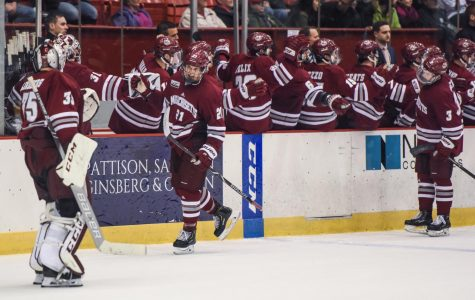UMass sweeps Rensselaer to open 2018-19 campaign