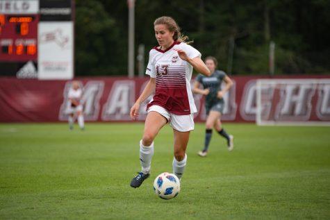 UMass women's soccer travels to New York to take on Fordham Thursday
