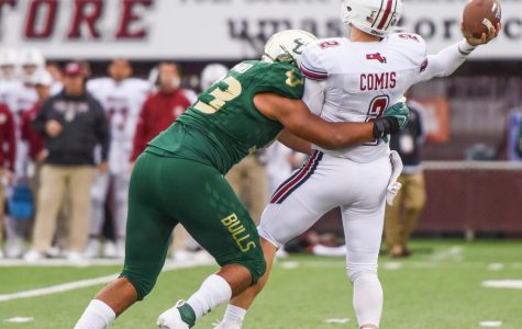 Big plays hinder UMass football against South Florida