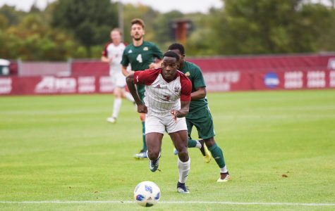 UMass men's soccer earns huge statement win at Fordham Saturday