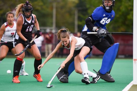 UMass field hockey's defense looks to continue big role on the road