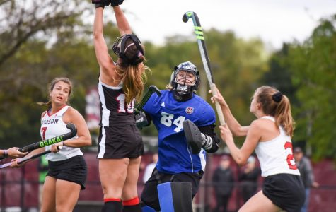 UMass field hockey heads into A-10 tournament with uncertainty in net