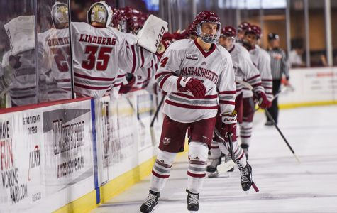 Mix of new players shine in UMass hockey's exhibition win
