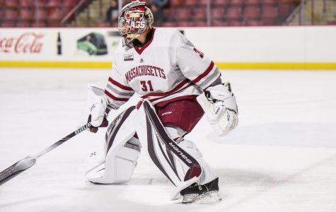 Murray, Lindberg in healthy competition early on for UMass