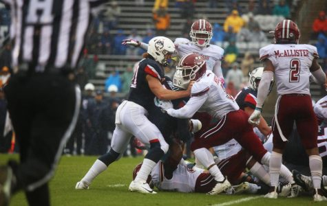 UMass defense turns in best performance of the season in win over UConn