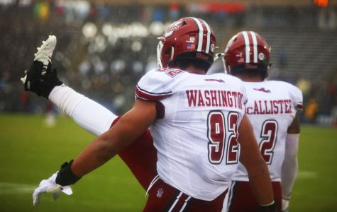 UMass football prepares for final game at McGuirk