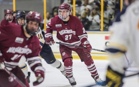Ames: It's time to talk about UMass hockey's stellar special teams
