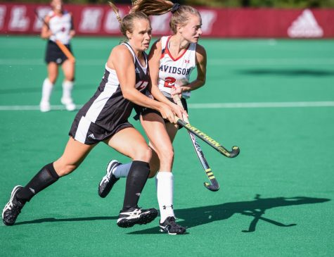 Maddie Ellnor's emergence helps shore up UMass field hockey on defense