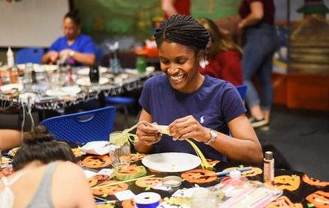 Yuri Kochiyama Cultural Center hosts craft night