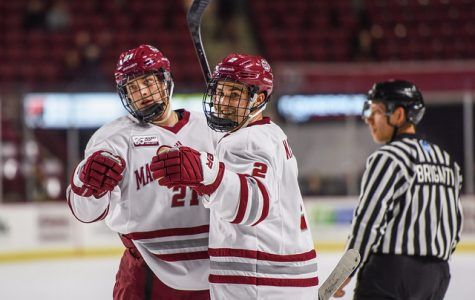 Power play unit leads UMass to victory in Friday's season-opener