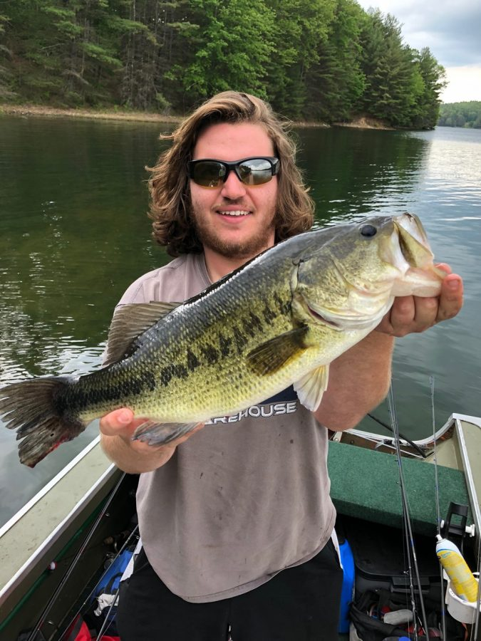 Catching your attention: Bass Fishing Club's emergence on campus