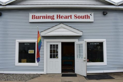 Burning Heart South encourages people to be the best version of themselves through hot yoga and spinning